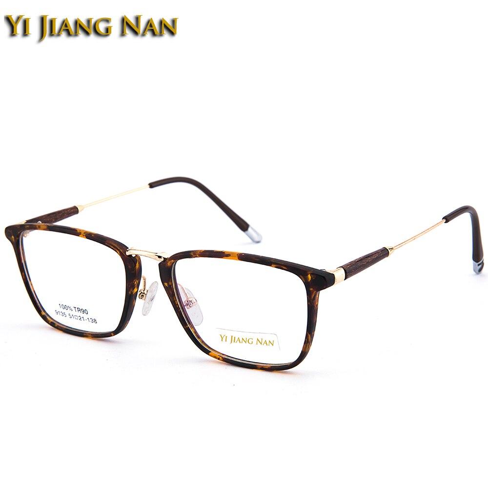 ea6d4439d6 Yi Jiang Nan Brand Women Fashion TR 90 Prescription Frameoculos de grau  feminino armacao Eyeglasses Frames Men