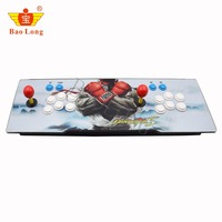 Newest arcade game console 1/ 2 players 999/1299/2020 in l Pandora box 5s in 1 arcade game console