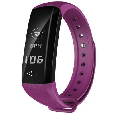 New Smart bracelet M2Z Heart rate Blood pressure Smart Wristband Pedometer Fitness Tracker Smartband Clock Watch for IOS android