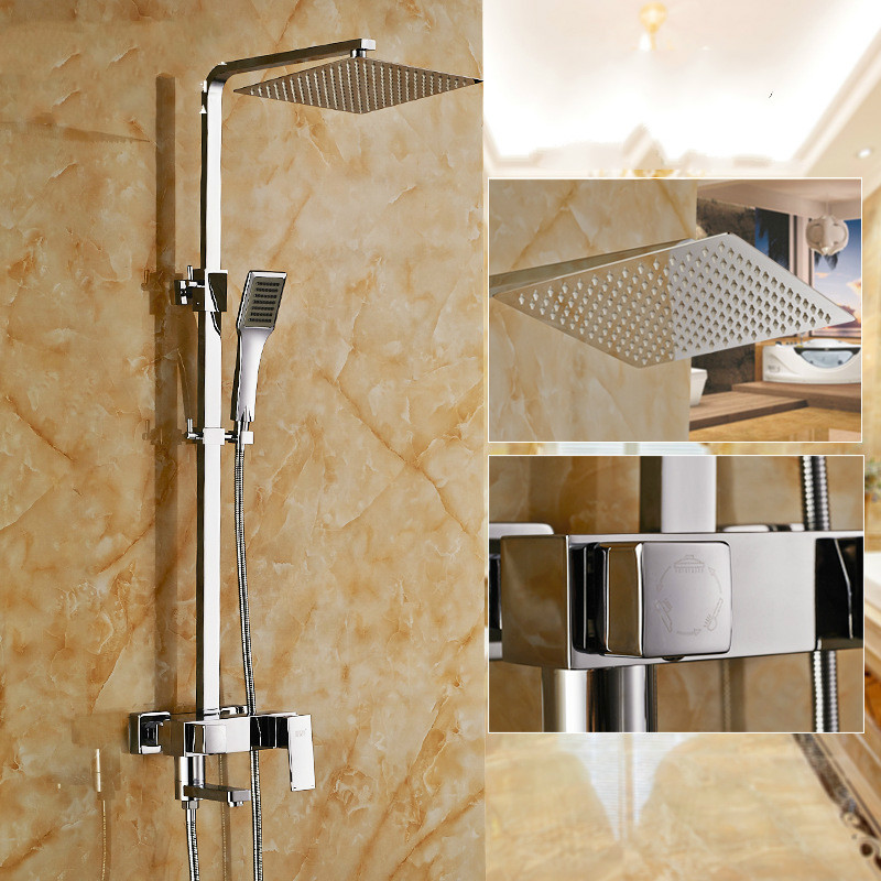 2016 Time limited 8 Inch Shower Panel Tap Manufacturers Selling All ...