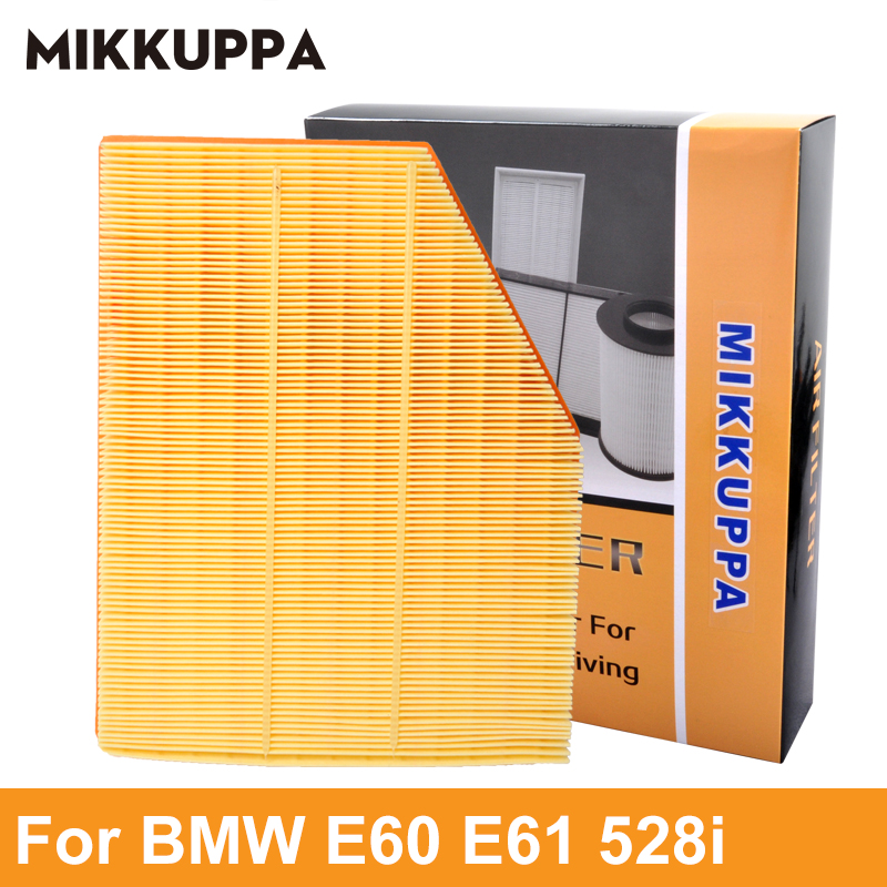 13717521033 Air Filter For BMW  E60 E61 E85 E86 525i Z4 Z4 530i 525xi 528i 530xi