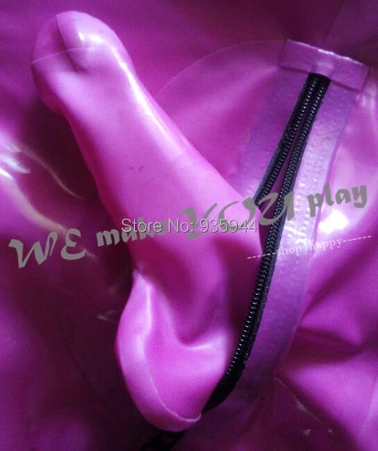 latex condom catsuit