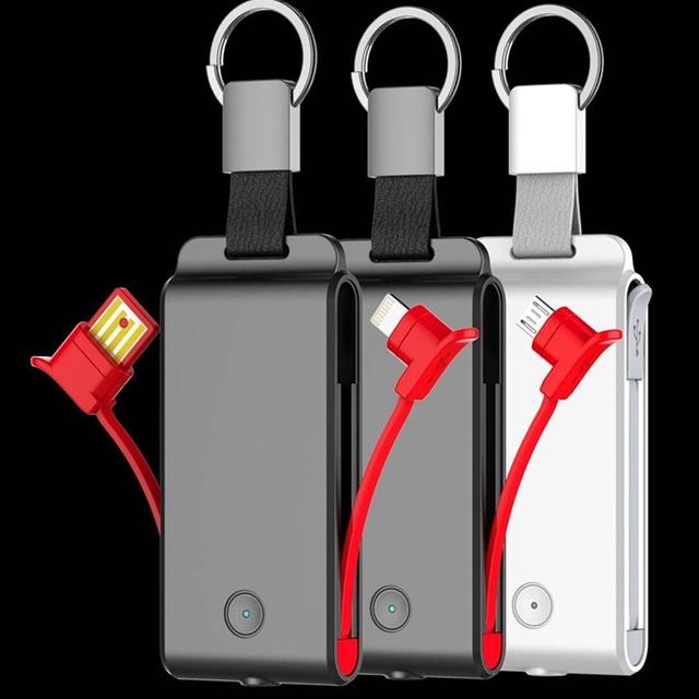 Llavero 1500 mah cargador portátil powerbank mini poderes de copia de seguridad paquete de batería externa para el teléfono móvil para el iphone para andrews