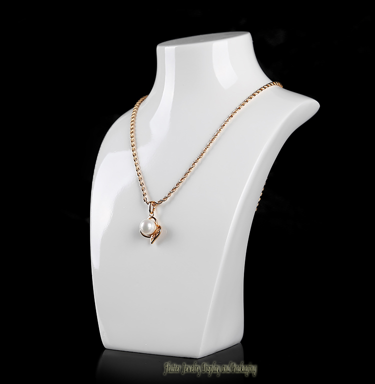 High Quality Small Acrylic Necklace Display Mannequin ...