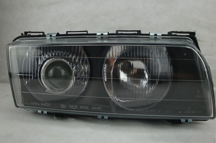 Qirun phare assemblage pour BMW série 7 E38 728il 730il 735il 740il 750il 760i 1995-2000