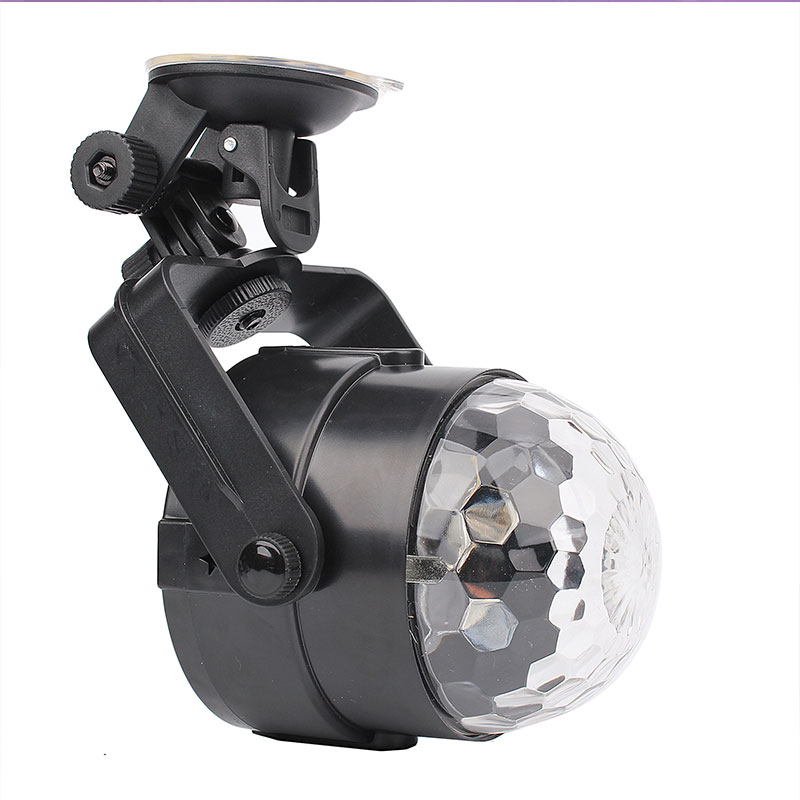 Mini Magic Ball Remote Control Light Stage Lamp Bar Effect Lamp USB Powered