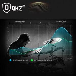 Image 4 - Tai nghe Chính Hãng QKZ KD4 Tai Nghe Hai Điều Khiển Với Mic chơi game tai nghe mp3 DJ Tai Nghe audifonos fone de ouvido auriculares