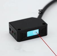 Original Square Reflection Laser Sensor Photoelectric Switch Infrared Sensor Visible Light Beyond CX 441 442 Reflex