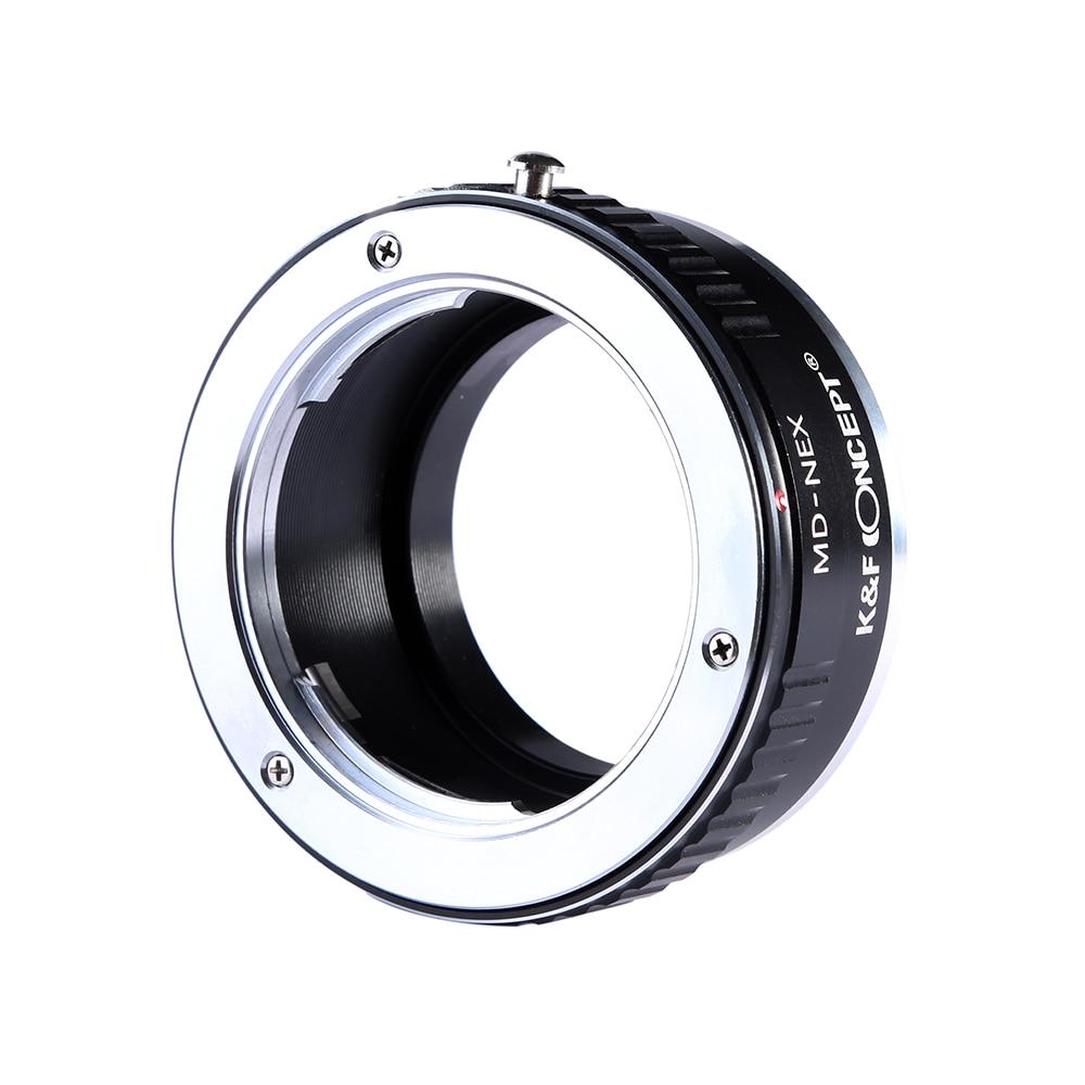 K&F CONCEPT objektiivi adapter Minolta MD objektiivile Sony NEX-le - Kaamera ja foto - Foto 3