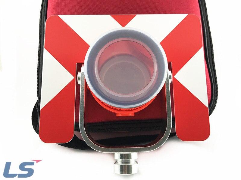 Red prism com saco de proteção para Topcon Sokkia Nikon Pentax estação total Sul