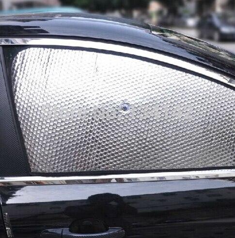 Nouveau 8 pièces/ensemble voiture Auto décoration accessoires pare-soleil ombre preuve couverture bouclier Fit FORD FOCUS 3 MK3 Hatchback 2012 2013