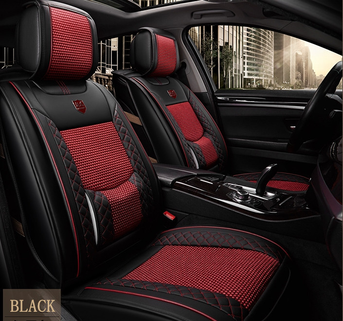best quality full set car seat covers for chevrolet cruze 2017 2009 fashion breathable seat. Black Bedroom Furniture Sets. Home Design Ideas
