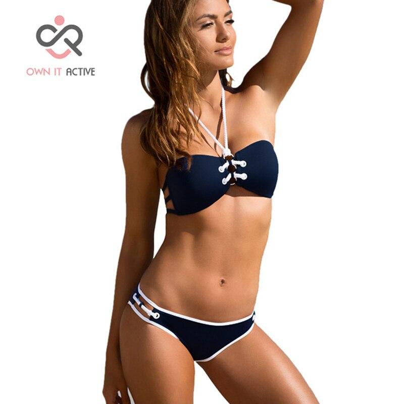 סקסי ביקיני הגדר נשים Halter ביקיני בריכת שחיה משולש בריכת שחייה חליפה בגדי ים טנקיני Monokini Biquini בגד ים0000