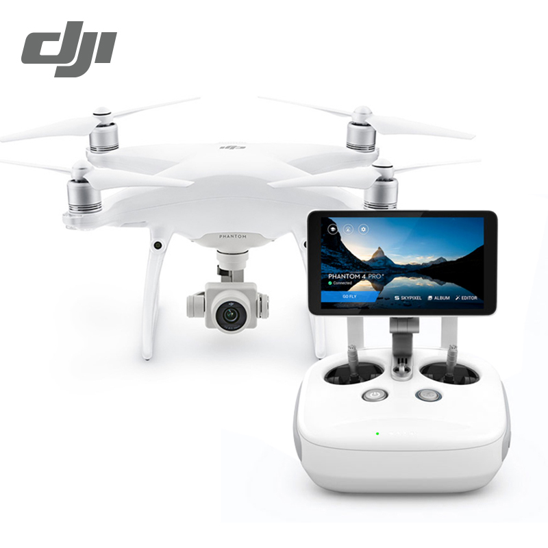 DJI Phantom 4 Pro+ & Phantom 4 Pro Drone with 4K HD 60fps Camera 1 inch 20MP CMOS 5 Direction Obstacle Sensing Quadcopte