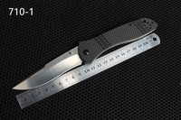 KESIWO Lightweight Butterfly S90V AXIS Folding Pocket Knife Carbon Fiber Handle Brass Washer Outdoor Camping Survival