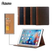 Case For IPad Pro 10 5 Alabasta PU Leather Business Folio Pocket Pouch Auto Wake Smart