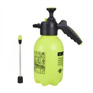 Image 5 - 車のクリーニングスプレーボトル2L圧力スプレーハンド押さ散水自動車アクセサリースプレーボトル