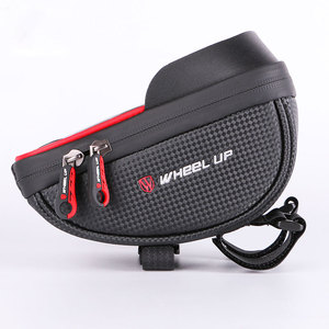 Image 4 - מקרה עמיד למים אופניים נייד מחזיק מעמד עבור iphone 11 XS Max XR טלפון תיק עבור סמסונג S10 S9 בתוספת אופני מול תיק כידון