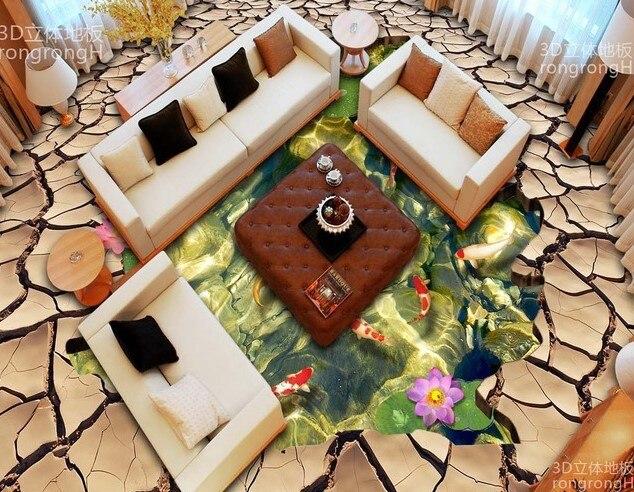Neue Produkt Dubai Designer Arbeitet Bodenfliese Malerei 3d Boden Fliesen  China Porzellan Fliesen Feine Villa Dekoration