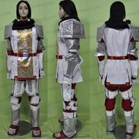 Final Fantasy XIV Paladin Cosplay Costume Halloween Uniform Outfit Full Set Custom made