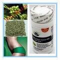 Alta calidad 50% de Ácido Clorogénico 60 tapas cápsulas de extracto de grano de café verde envío gratis