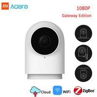 Xiaomi Mijia Aqara Smart 1080P Camera G2 Gateway Edition Zigbee Linkage IP Wifi Wireless Cloud Home Security Smart Devices