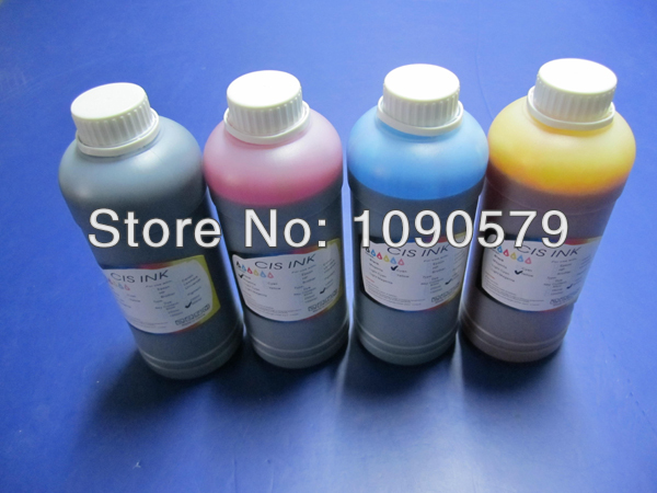 500ML Refill Dye Ink for Brother LC123 125 127 ink cartridge and CISS,Free Shipping By Fedex!-in Ink Refill Kits from Computer & Office    1