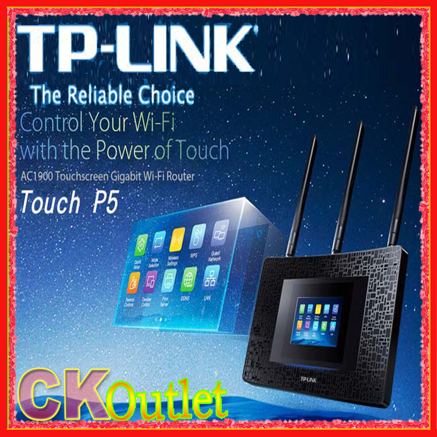tp link wireless router touch p5 firmware