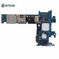 BINYEAE Original Unlocked N915FY Main Motherboard Clean Imei 32GB Board Replacement For Samsung Galaxy Note Edge