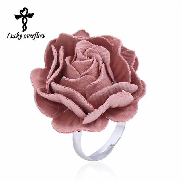 2018 New Fashion Exclusive Design Handmade Elegant Bohemian Style Pink Color Fab