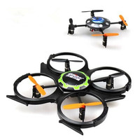 Afstandsbediening UFO U816A 2.4g Vier rotor afstandsbediening helikopter midden size rc drone quadcopter vs QR ladybird