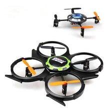 Controle remoto UFO U816A 2.4g Quatro helicóptero de controle remoto rotor tamanho médio rc drone quadcopter vs QR ladybird