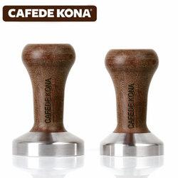CAFEDE KONA Pressed powder espresso stainless steel hammer pressure powder solid powder