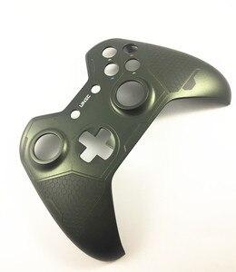 Image 4 - Dla kontroler do Xbox one zamiennik górna przednia obudowa rączka do walizki pokrywa boczna tylny uchwyt Halo 5 strażnicy edycja limitowana