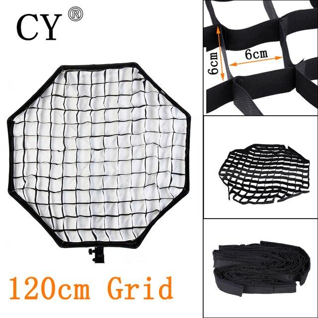 Inno New Photo Video Studio 120cm Nylon Grid For Photo Studio Phtogrophy Octagon Softbox Lighting PSCS1A Hot Sales