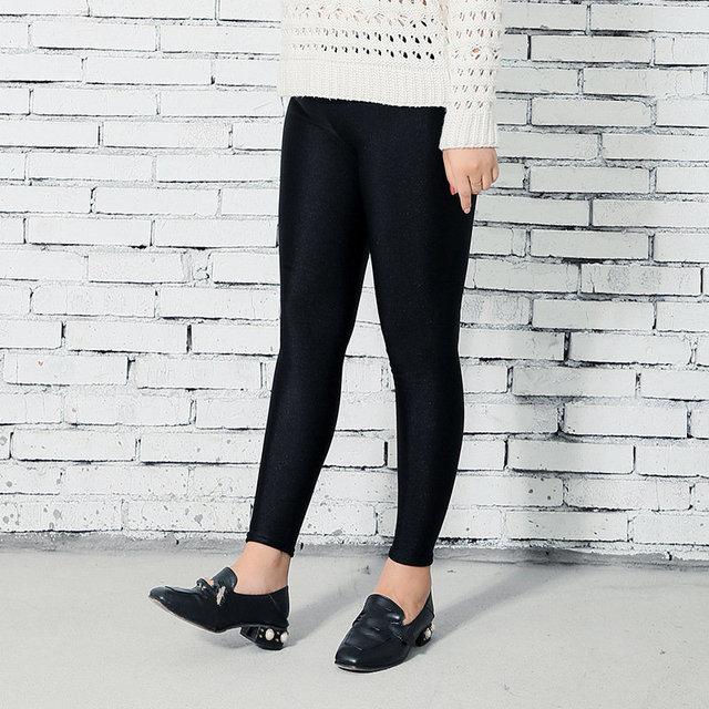 Women's Plus Size Basic Leggings XL-6XL