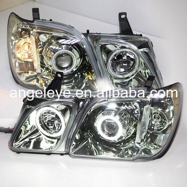купить For Lexus LX470 LED Head Lamp 1998-2007 year LFV1 недорого