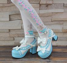 Lolita Princess Shoes for Sissies & Crossdressers Plus size