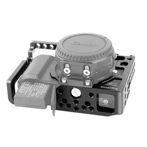 Image 2 - SmallRig gx85 Camera Cage for Panasonic Lumix DMC GX85/GX80/GX7 Mark II Cage With Cold Shoe Nato Rail  1828