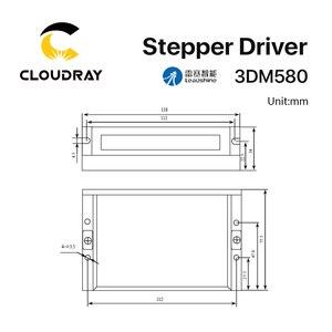 Image 5 - Cloudray Leadshine 3 שלב 3DM580 מנוע צעד נהג 18 50VDC 1.0 8.0A