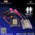 Fuente de luz de la lámpara Del Faro Del Coche Lastre delgado Xenon Hid Kit Para Lexus RX NX ES GS GX ES LS LX 200 250 270 300 400 570 CT200H