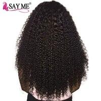 Malaysian Kinky Curly Weave Human Hair Bundles Natural Color Hair Extensions Non Remy SAY ME 100% Human Hair Shipping Free