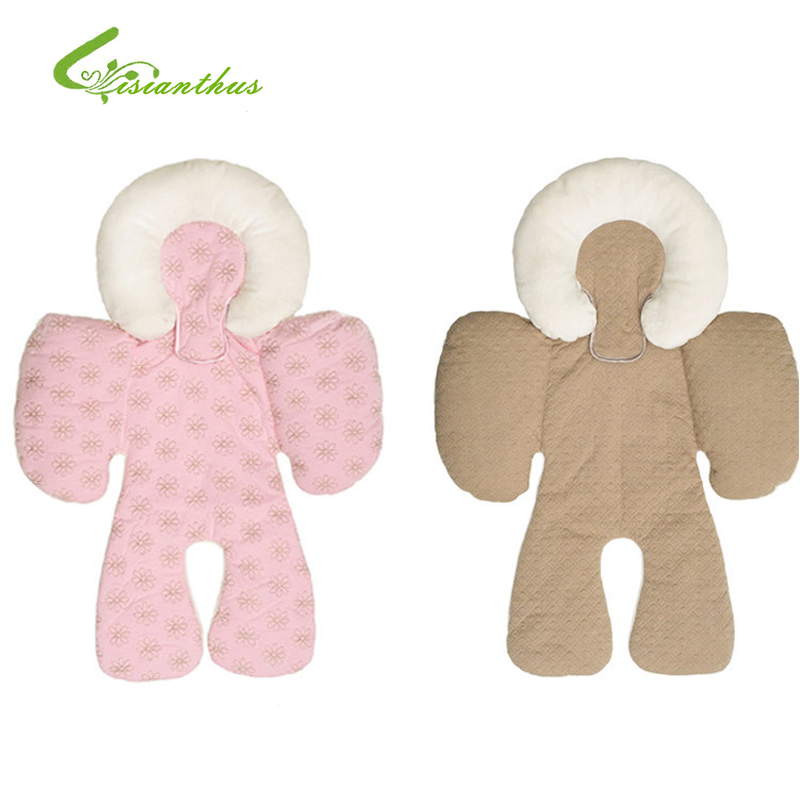 <font><b>Baby</b></font> Stroller Back Cushion <font><b>Baby</b></font> Support for Car Seat Infant <font><b>Blanket</b></font> for <font><b>Baby</b></font> Carriages Double Sided Available Free Drop Shipping