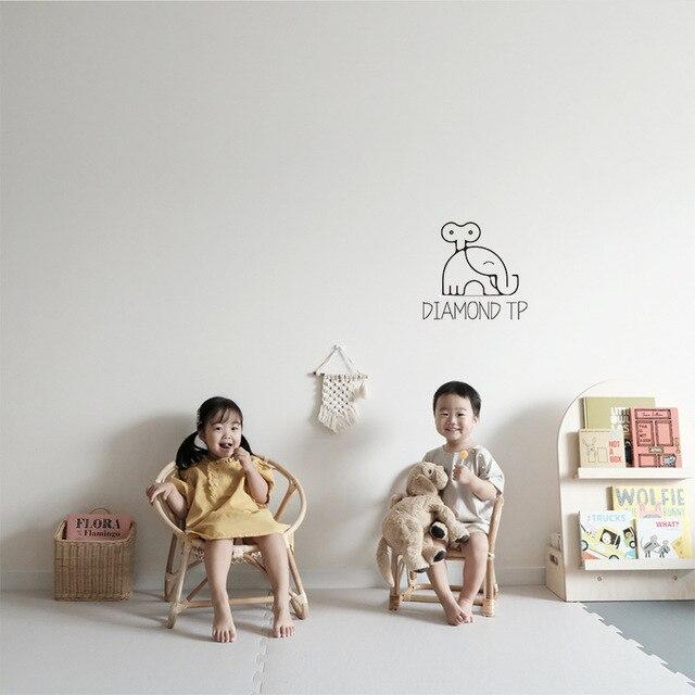 Children's Rattan Chair  2
