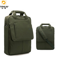 YINUO Fashion Laptop bag 13.3 Premium Oxford Computer Notebook bags for iPad Pro 12.9 men messenger bag Shoulder Handbag