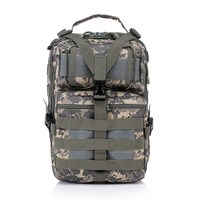 7 Colors Oxford Military Tactical Backpack Men Chest Pack Molle Shoulder Hunting Climbing Backpack Camouflage Sling