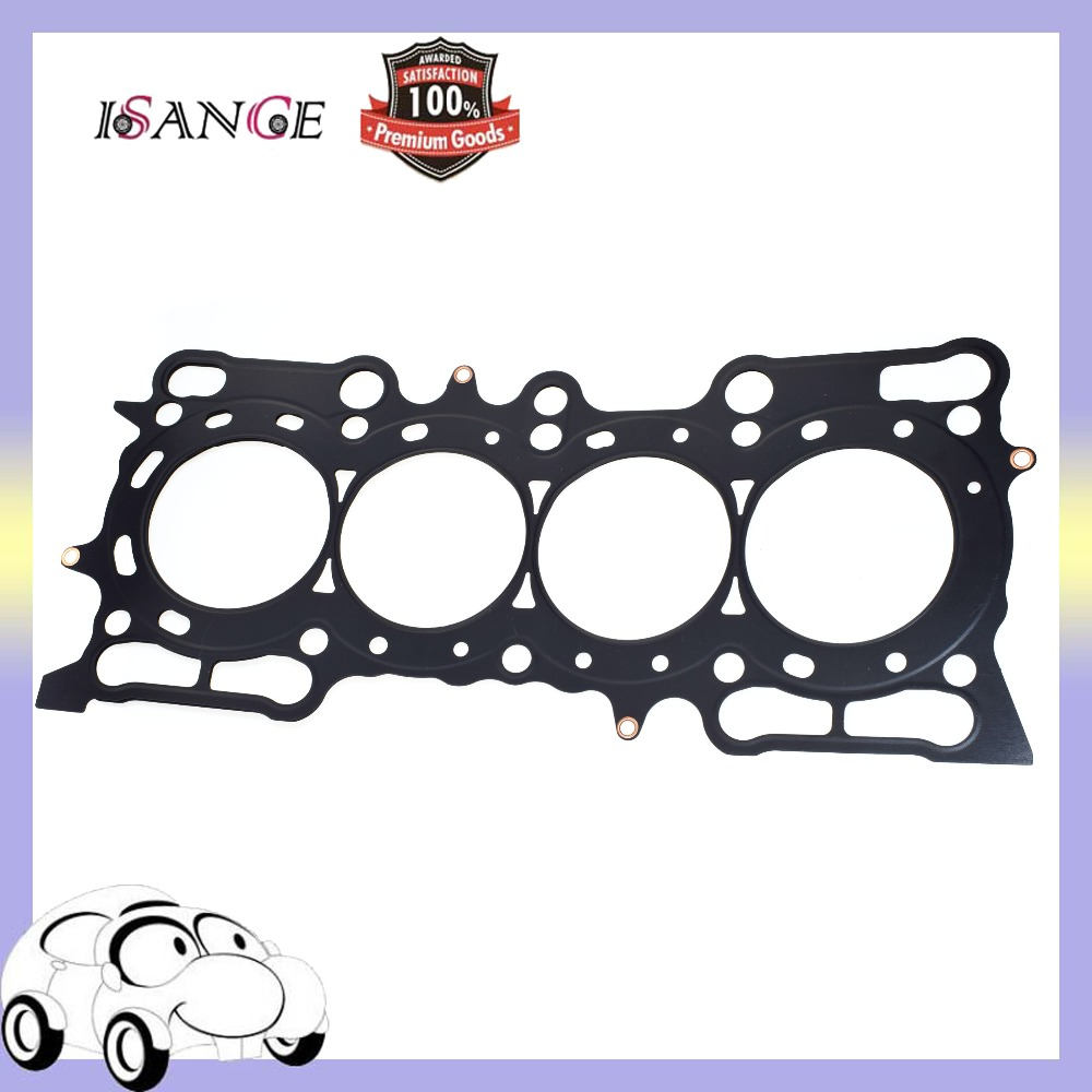ISANCE Engine Multiple Layers Steel MLS Cylinder Head