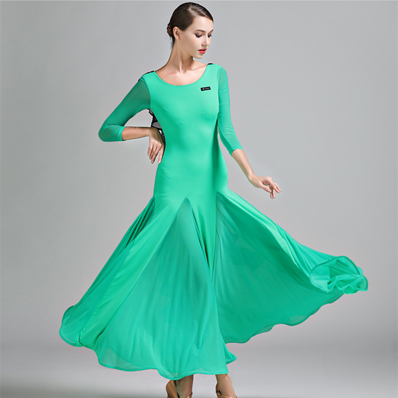 Ballroom Stage & Dance Wear Reasonable Mei Yu S7011 Modern Dance Costume Women Ladies Adults Dancewear Waltzing Tango Ballroom Costume Evening Party Dress