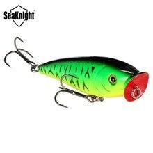 SeaKnight SK029 Popper 14.5g 95mm Topwater 1PC Floating Fishing Lure Hard Bait Fishing Bait Saltwater Lake River Fishing Tackle