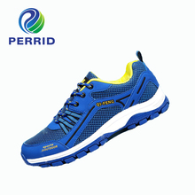 Summer Outdoor Sports Lovers Shoes Light Breathable Anti-Skid Net Mesh Surface Skateboarding Shoes For Men Women Sneakers